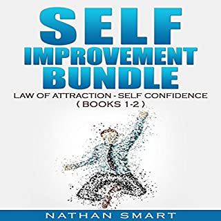 Self Improvement Bundle: Law of Attraction - Self Confidence cover art