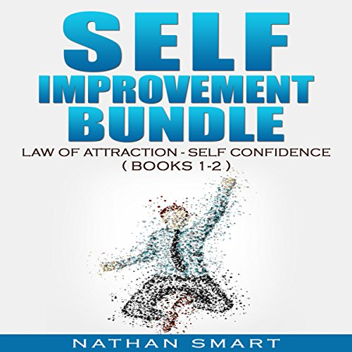 Self Improvement Bundle: Law of Attraction - Self Confidence audiobook cover art