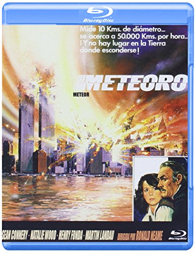 Meteoro [Blu-ray]