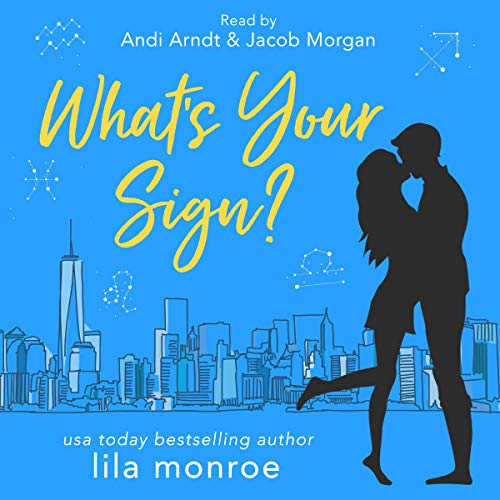 What's Your Sign? audiobook cover art