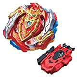 Battling Tops Bey Battle Gyro Brust B-129 Cho-Z Achilles.00DM Game Toy Spinning Toy Gift for Boys(Forfait B)