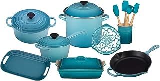 le creuset cookware set sale