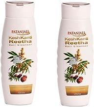 PATANJALI Kesh Kanti Reetha Hair Cleanser 200ml Pack of 2