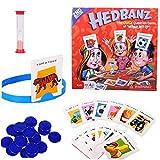 TOPofly 1 Pc Hedbanz Juego Guess Who I Am Juego de Mesa de Juego de la Familia los Personajes de Disney Juego de Cartas Juguetes para niños