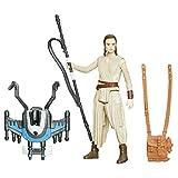 Star Wars The Force Awakens - Snow Mission Rey (Starkiller Base) Action Figure