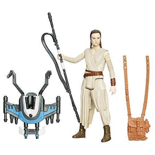 Hasbro Star Wars The Force Awakens Snow Mission Rey (Starkiller Base) Figur