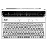Emerson Quiet Kool Electronic Window Air Conditioner, 15,000 Btu 115V, Energy Star Certified, With Blue LED display and Remote Control, EARC15RE1H, 17.900, White