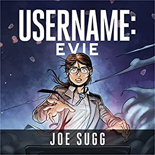 Username: Evie cover art