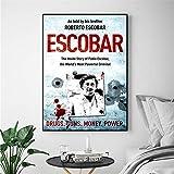 yaofale Kein Rahmen Pablo Escobar Kolumbien Klassische