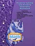Harcourt Math: Problem Solving and Reading Strategies Workbook