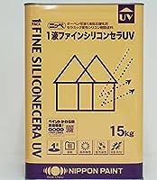 ファインサーモアイウォール4F 15kgセット ND-111 標準色 【メーカー直送便/代引不可】日本ペイント 外壁 塗料