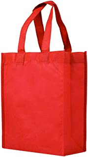 tote bags red