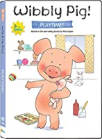 Wibbly Pig: Playtime [DVD]