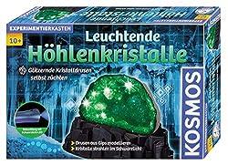 Leuchtende Höhlenkristalle züchten – Kosmos 644901