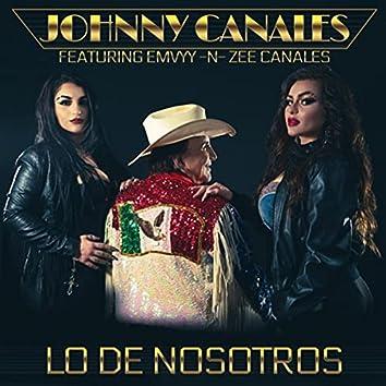 Lo de Nosotros (feat. Emvyy-N-Zee Canales)