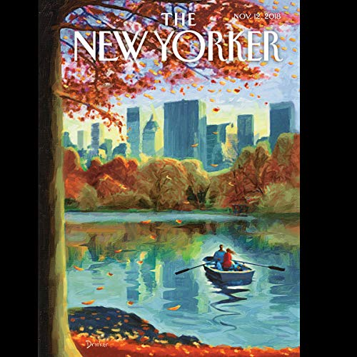 The New Yorker, November 12th 2018 (Atul Gawande, George Packer, Jill Lepore) audiobook cover art