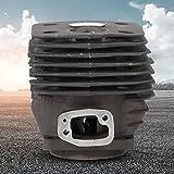 FOLOSAFENAR Cylindre de tronçonneuse à Piston Cylindre de tronçonneuse Haute Performance pour Husqvarna 288XP 181281288 tronçonneuse pour Husqvarna