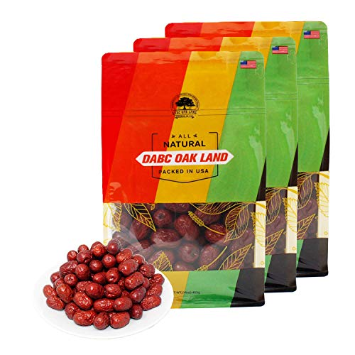 DOL Dried Chinese Red Dates Jujube …