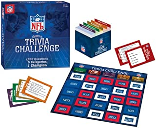 USAOPOLY NFL Gridiron Trivia Challenge