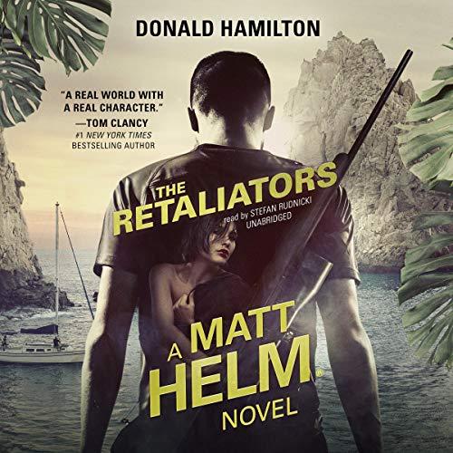 The Retaliators cover art
