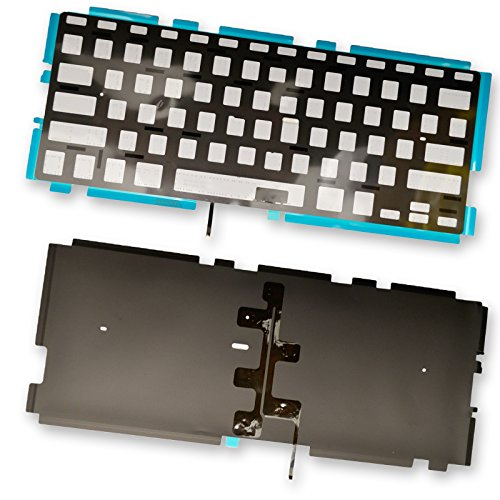 US Tastatur Backlight Folie Papier für Apple MacBook Pro 13