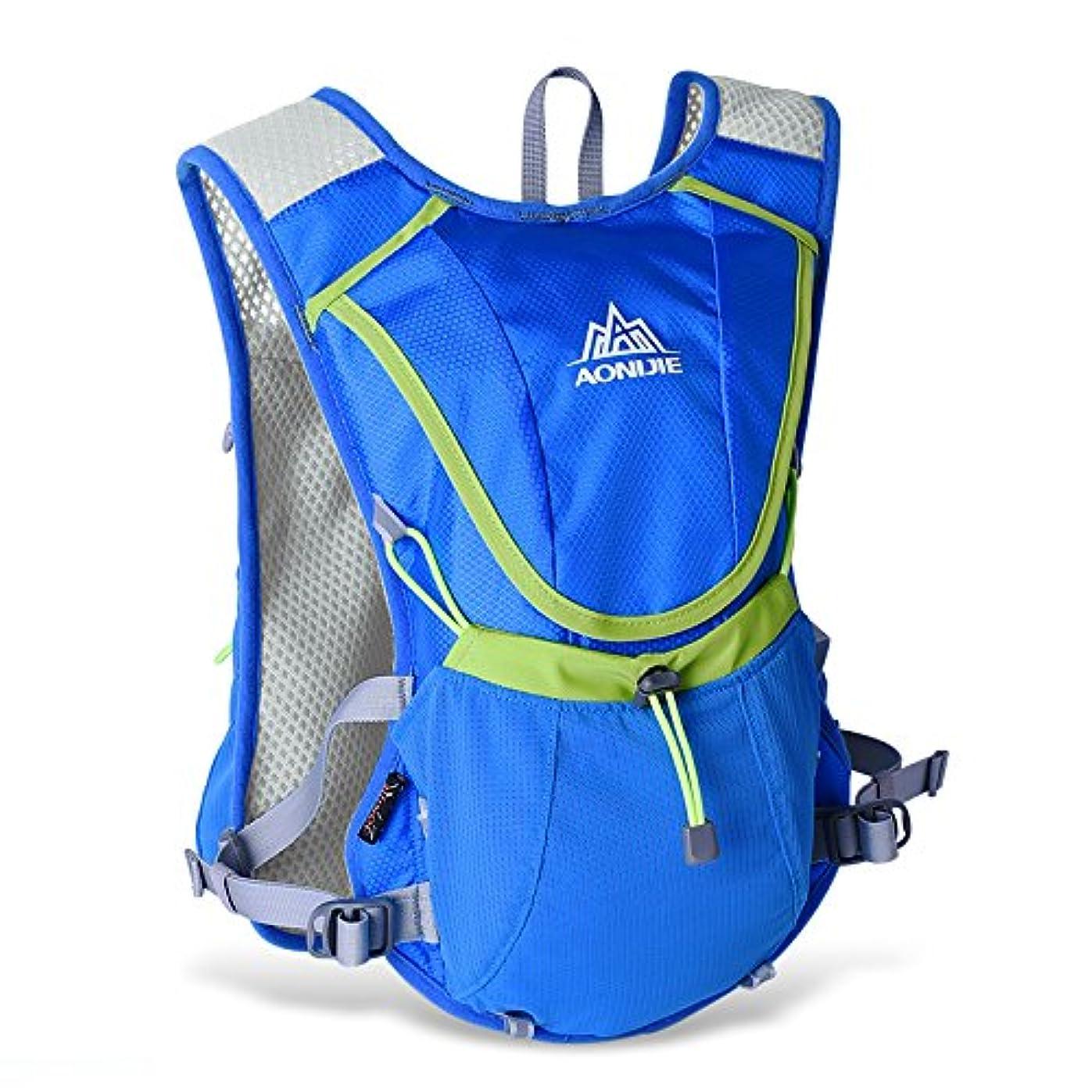 くるみ特徴道を作る【ANJ-E883】ランニング?サイクリング?ハイキング用 超軽量?コンパクト 本格ハイドレーションバッグ