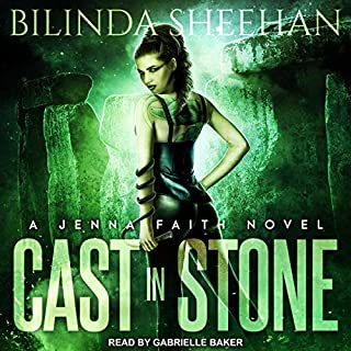 Cast in Stone audiobook cover art