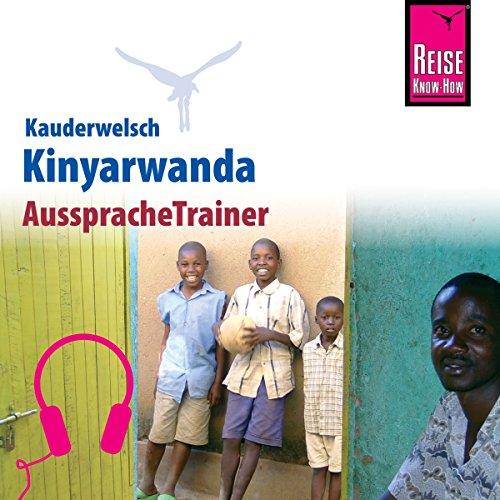 Kinyarwanda (Reise Know-How Kauderwelsch AusspracheTrainer) Titelbild