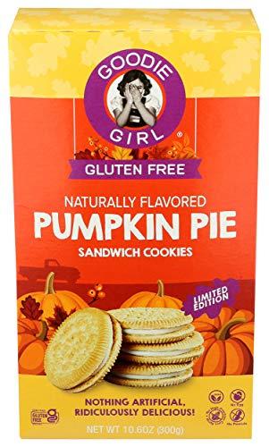 Goodie Girl, Pumpkin Pie Sandwich Cookies, 10.6 Ounce