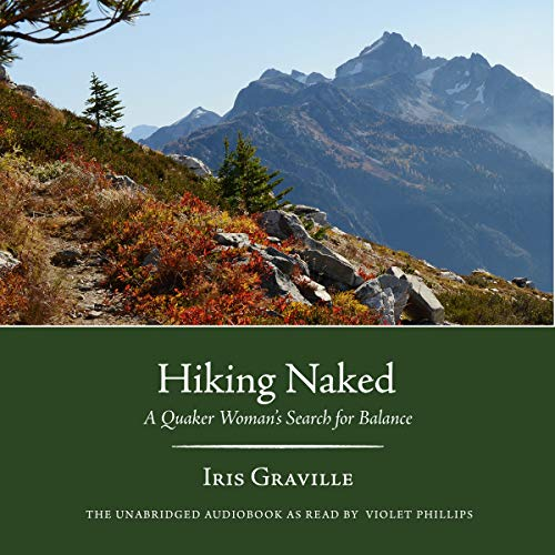 Hiking Naked audiobook cover art