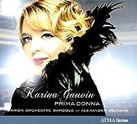Prima Donna by Gauvin (2012-09-25)