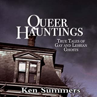 Queer Hauntings: True Tales of Gay & Lesbian Ghosts cover art