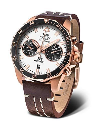 Vostok Europe Reloj para Hombre 6S21-225B619
