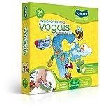 Explorando as Vogais Toyster Brinquedos