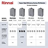 Photo #5: Rinnai RU160iP Tankless Water Heater Propane 9 GPM