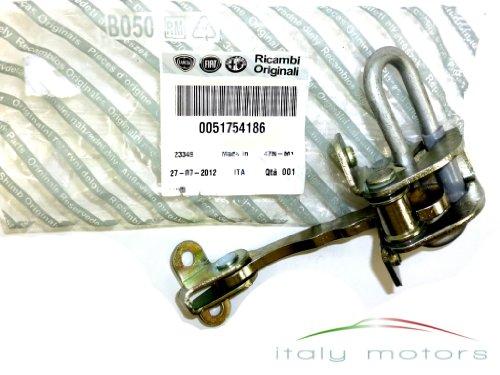 Original Fiat Punto 188 02-03 5 Türer Türfangband vorne- 51754186