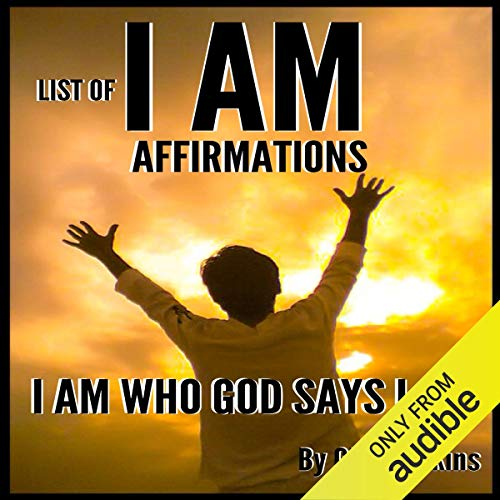 List of I AM Affirmations cover art