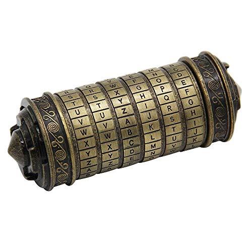 ACELEY Caja Regalo San Valentín, Da Vinci Code Combination