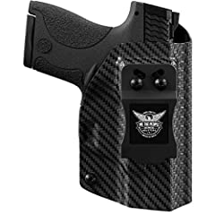 CONCEALED CARRY HOLSTER - Specifically designed and molded for the Glock 26 27 33, this concealed carry holster is made using only top quality components and with absolute functionality and comfort in mind. Proudly made right here in the USA, each co...