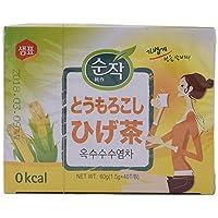 センピョ食品 とうもろこしひげ茶 60g ×10セット