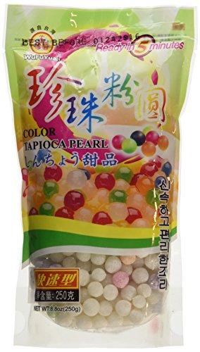Wfy Tapioca Pearl - 250G (WFY Couleur Tapioca Perle 250 G)