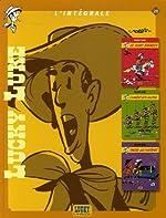 Lucky Luke L'intégrale, Tome 20 - Le Pony Express ; L'amnésie des Dalton ; Chasse aux fantômes de Morris