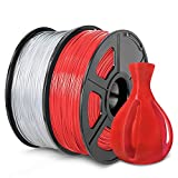 ABS Filament 1.75mm, SUNLU ABS Filament for 3D Printer, Dimensional...