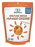 Best Dried Mangos - NATIERRA Organic Dried Mango Cheeks | No Sugar Review