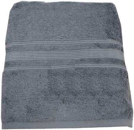 Charisma Bath Towel - Long-awaited 100% Grey Hygro OFFicial mail order Cotton