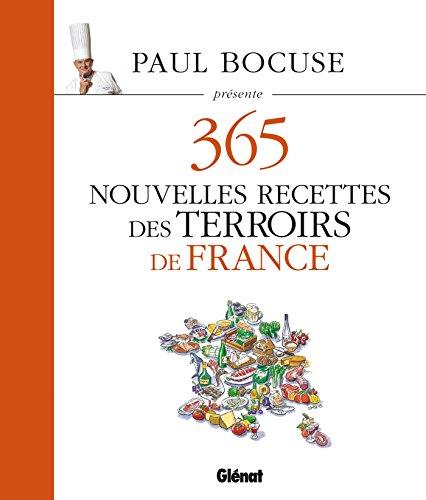 Paul Bocuse présente 365 nouvelles recettes des terroirs de France