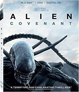 alien covenant gift set