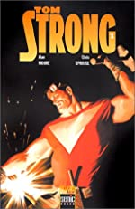 Tom Strong, tome 1 d'Alan Moore