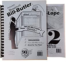 Best monthly bill planner & organizer Reviews