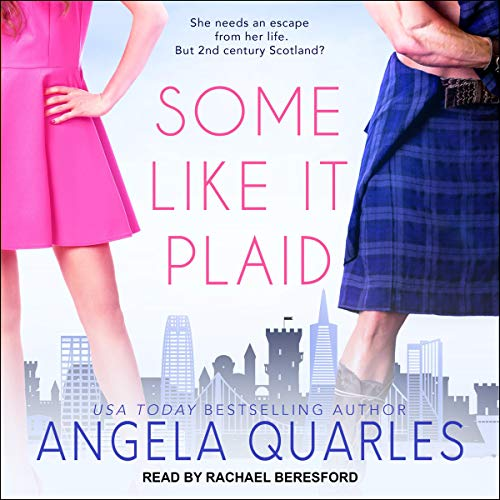 Some Like It Plaid audiobook cover art